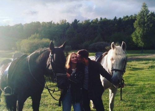 конная прогулка в москве для двоих